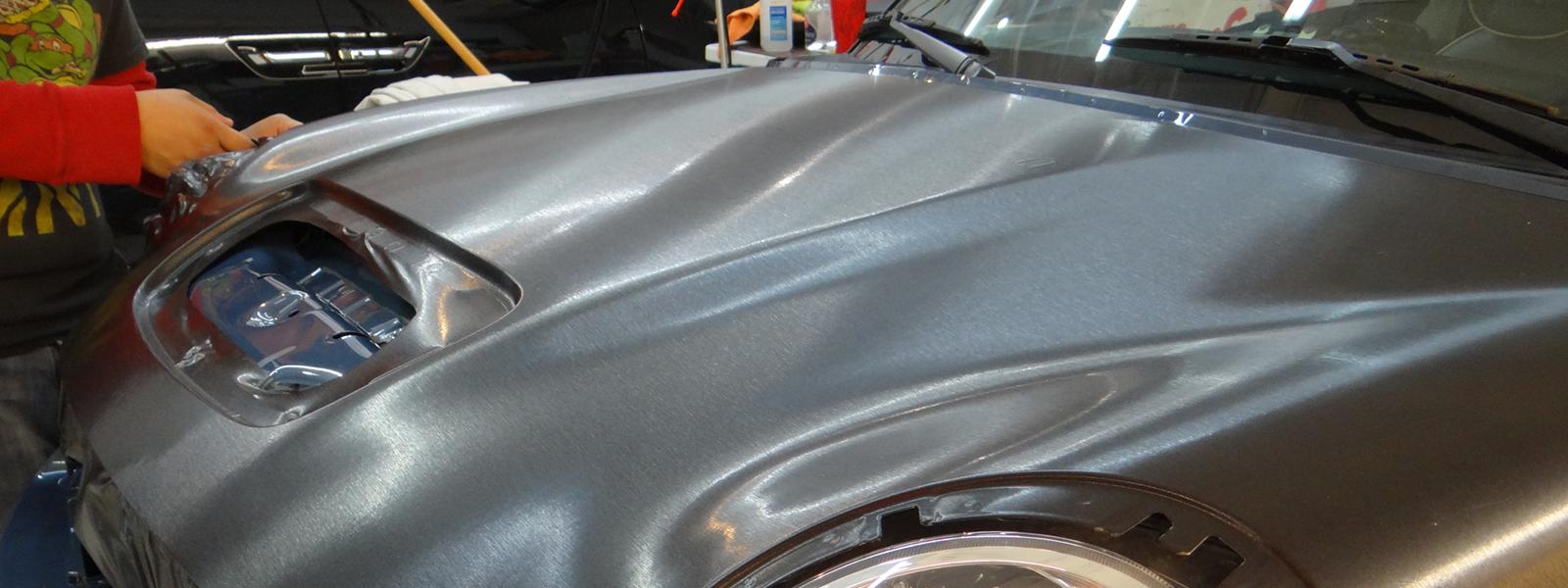 color change vehicle wrap